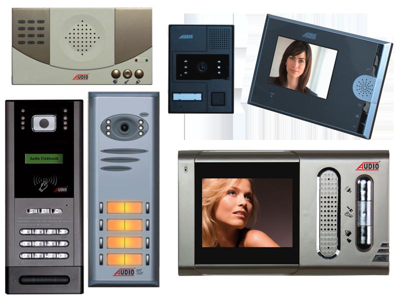 Görüntülü interkom sistemleri