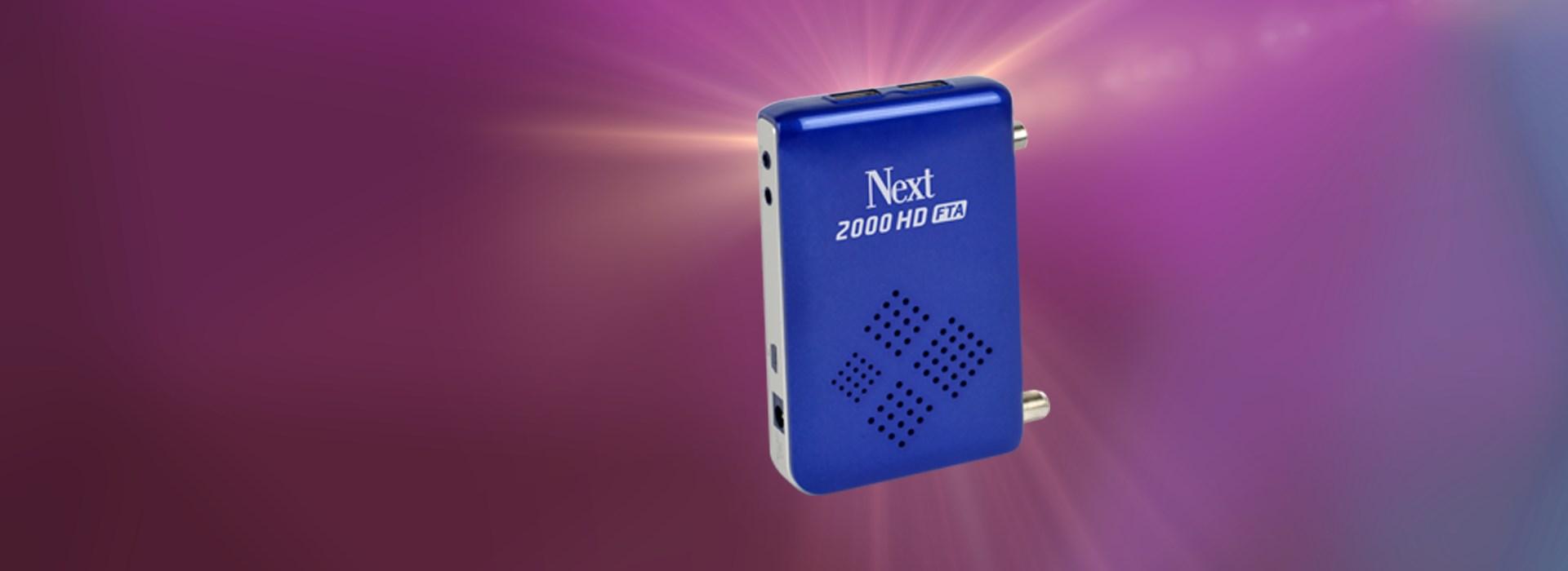Next 2000 HD FTA
