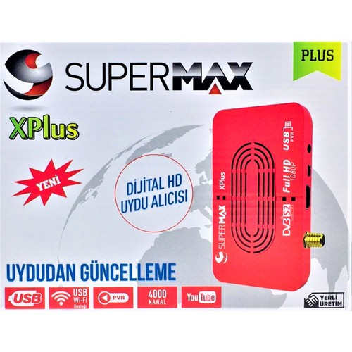 SUPERMAX X PLUS